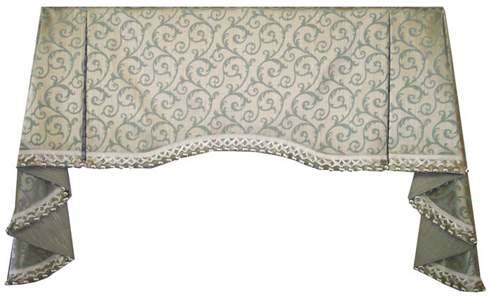 decorating matched elegant room trend moroccan patterns inspired living valance inspiration box motif pleated ottawa york with new transitional spaces patterned traditional ideas